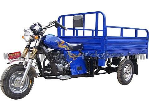 Bajaj Auto Rickshaw cargo mini truck motor tricycle BA125ZH