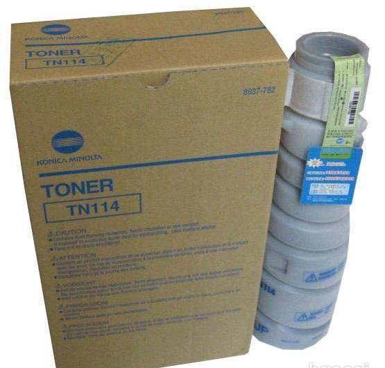 toner cartridge for Konica Minolta TN114