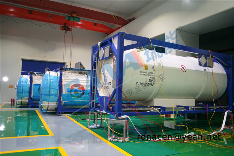 tank lined PTFE for sulfuric acid storage