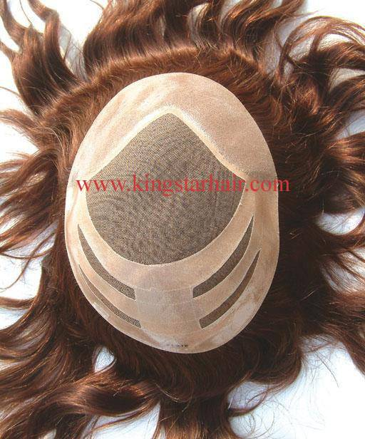 fast delivery hair replacement for man