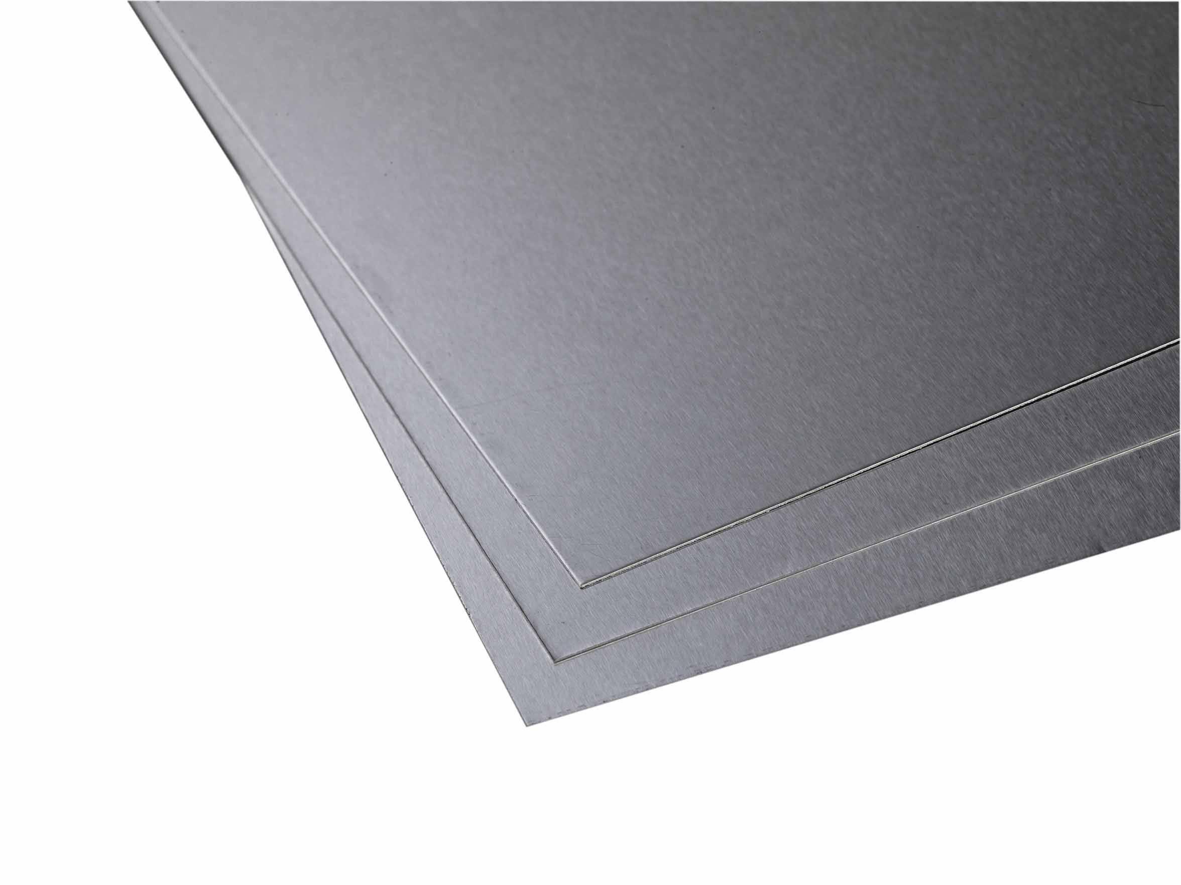 aluminium entry sheet