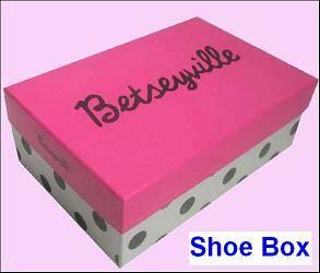 Shoe Box, Shoe Packaging, Shoe Bag