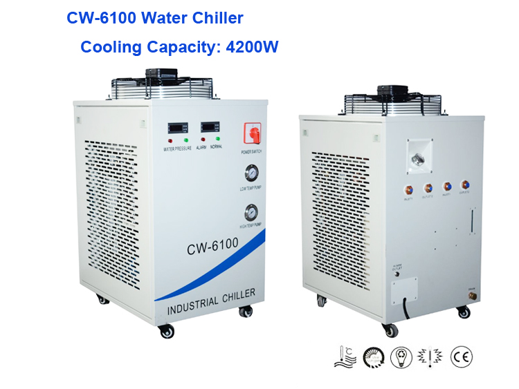 CW6100 Industrial Chiller