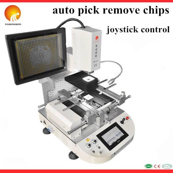 Low cost electronics bga repair tools WDS-620 for laptop mobile phone ps3 motherboards repair