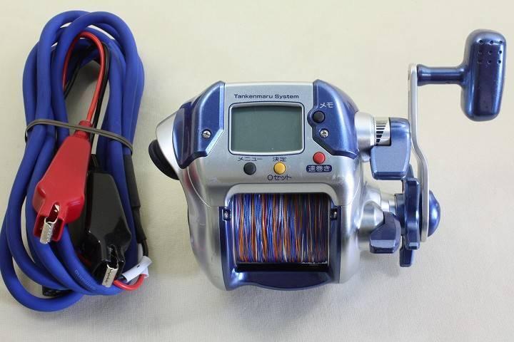 Shimano Dendou-Maru 3000-H Big Game Electric Reel