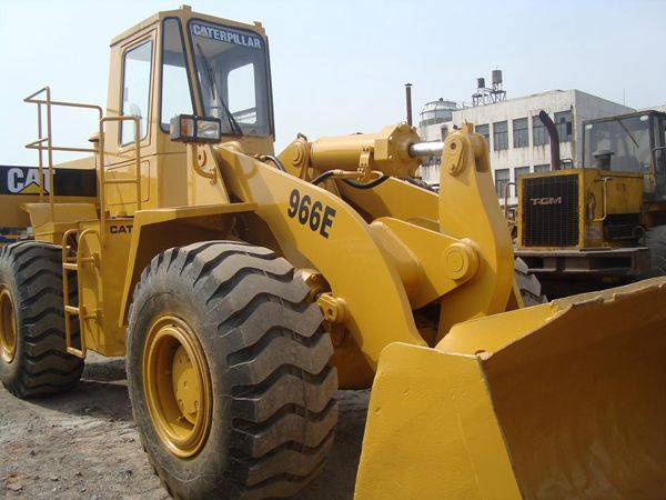 used cat loader 966G in hot sale only 27000USD