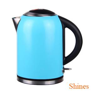 electric color sprayed kettle