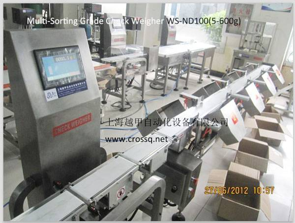 Check Weigher WS-ND