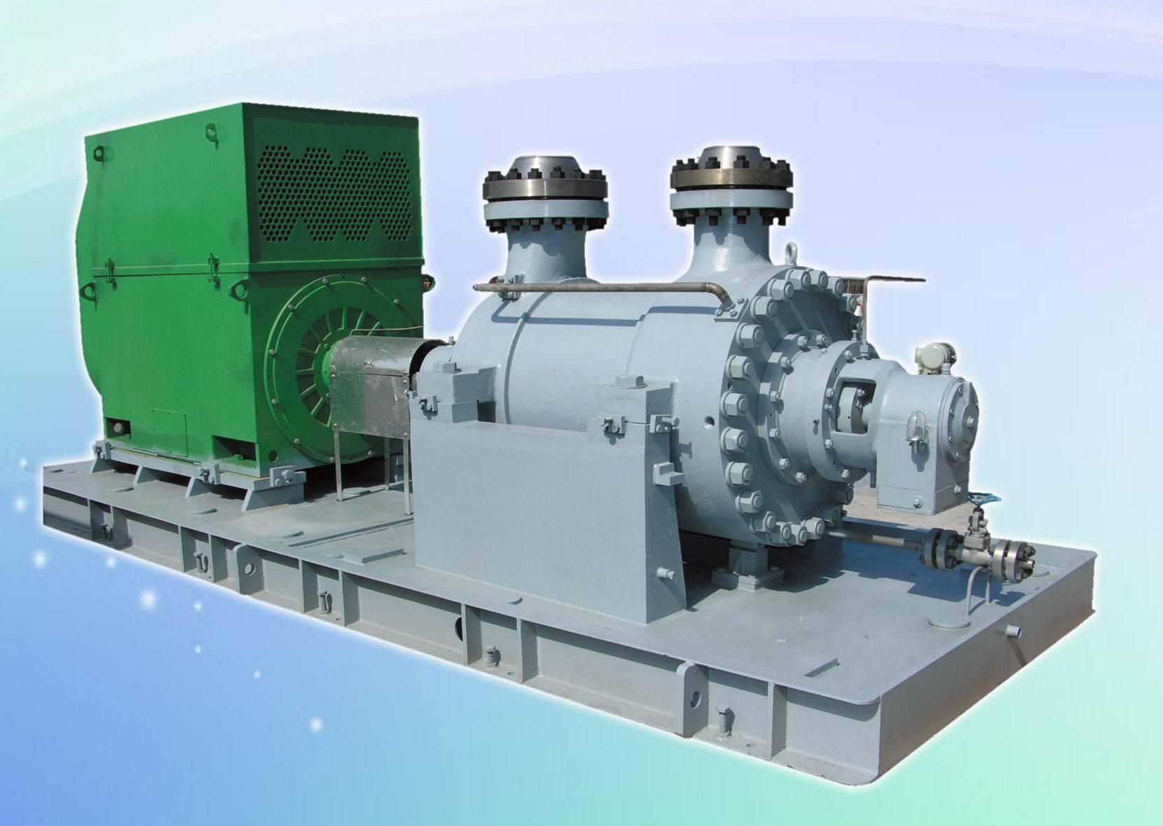 Multi-Stage Barrel Pumps (API 610 BB5)