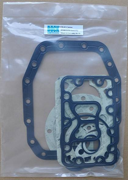 Bock FK40 N Type Air Compressor Gasket Kit