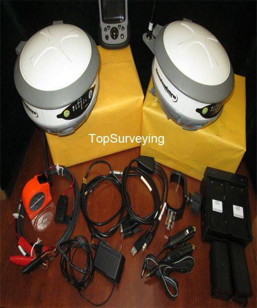 Hemisphere S320 Glonass GPS RTK system