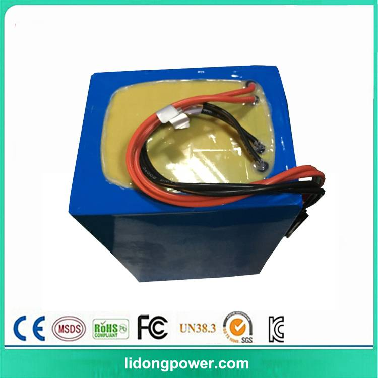 24V 110Ah Lithium Iron Phosphate Battery