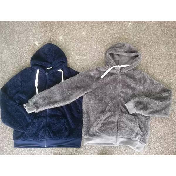 15,000pcs Men's (Primark) double brushed sweatershirt zipper