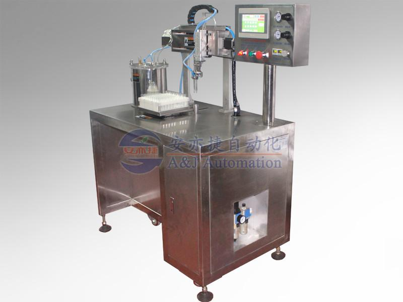 Adjustable Liquid Filling and Spraying Machine