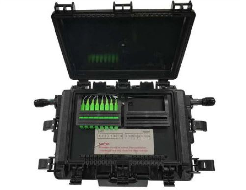 Distribution Tap (Outdoor Waterproof Terminal Box)