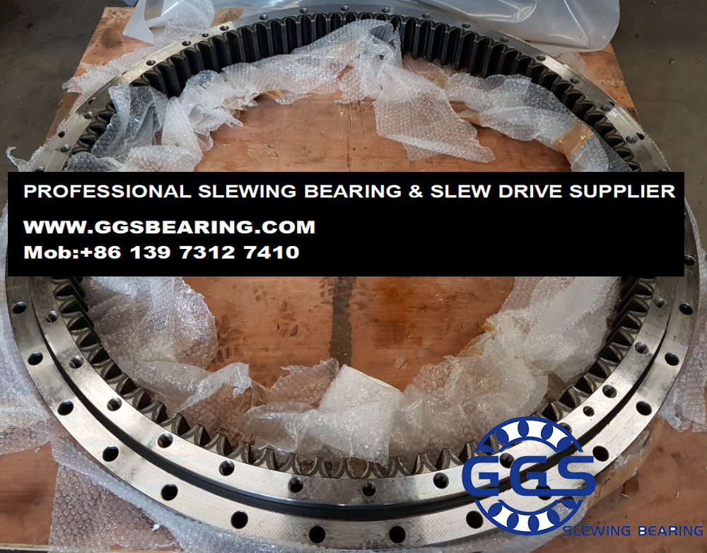 Tadano TR500M TR500E turntable slewing bearing