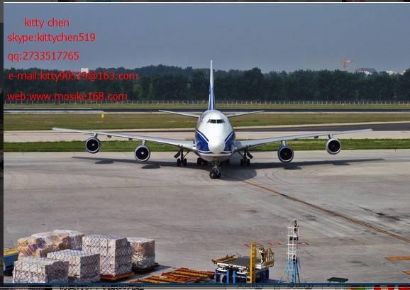 DDP DDU Rail Air Freight Service From Guangzhou Beijing Yiwu to Moscow Novosibirsk Khabarovsk