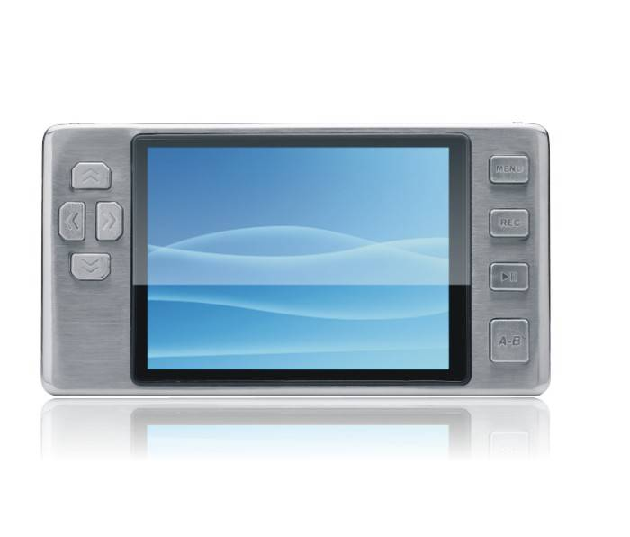 High-quality MP4 player with 2.8, 24 million pixels,QVGA TFT true color display