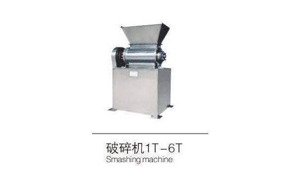 stainless steel fruit smashing machine