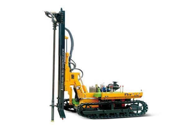 Hydraulic Down-Hole Drilling Rig