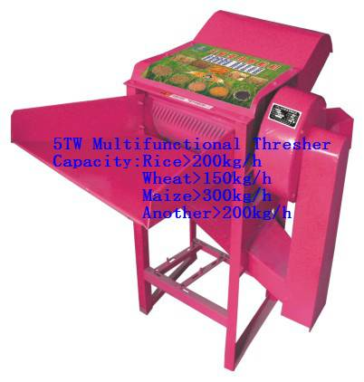 Multi Crops Thresher
