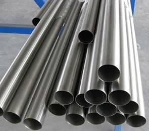 Titanium Pipe Seamless ASTM B338 Rolled Titanium Tube