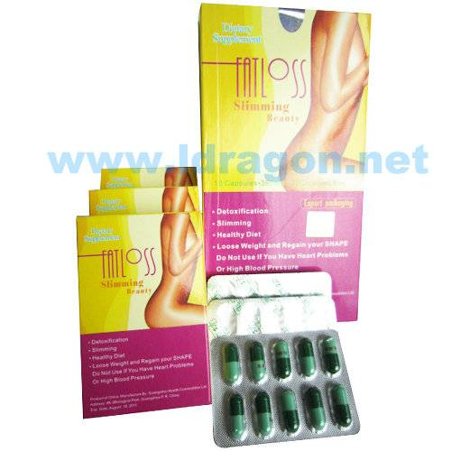 Jimpness Beauty (Tingmei Liren) Slimming Capsule