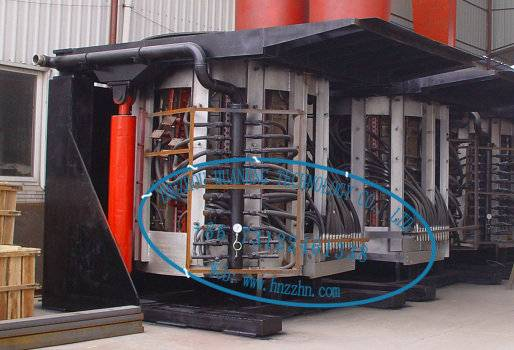 reasonable price china supplier Medium Frequency Induction Furnace