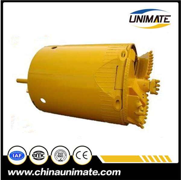 Rotary Drilling Rig Rock Bucket For Piling, High Quality Drilling Bucket,Drilling Rig Tools,Piling B