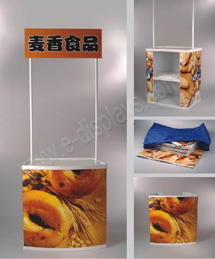 sell promotion table;display stand;outdoor display