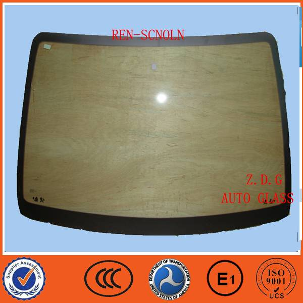 best car window/auto parabrisas /laminated front glass