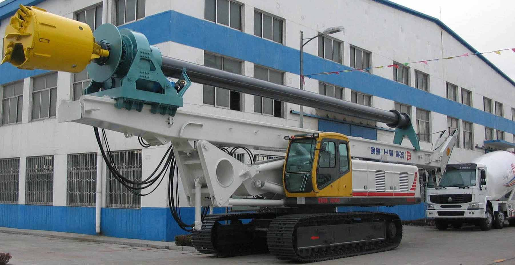Sell Rotary Drilling Rig