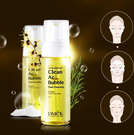 Moisturizing and Acne Care Foam Cleanser