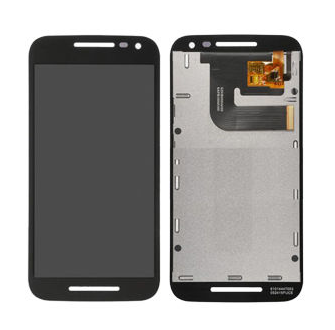 Touch & display full assembly for Motorola G3