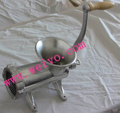 32# Cast Iron Meat Mincer/ Tin-Plates Meat Grinder/ Meat Chopper