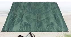 selling camping self-inflating mattress sleeping mat sleeping pad double person