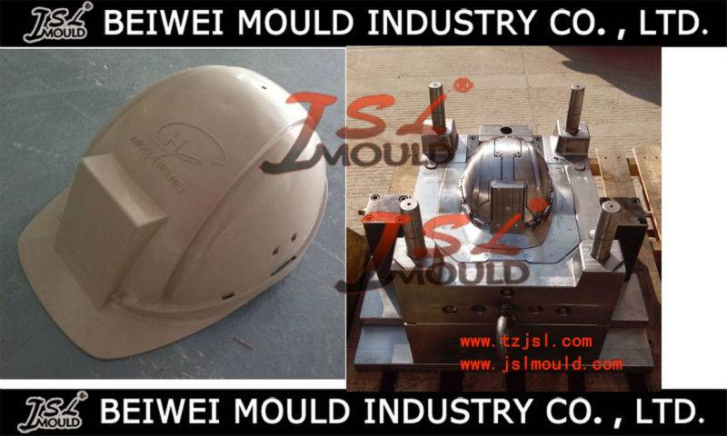 OEM Custom injection plastic safety helmet mold