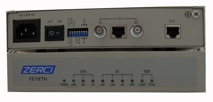 e1 to ethernet protocol interface eop converter