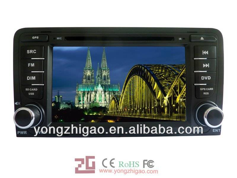 Supply special in-car DVD player for AUDI-A3(2003-2012), AUDI S3 (2003-2012), AUDI RS3 (2003-2012)