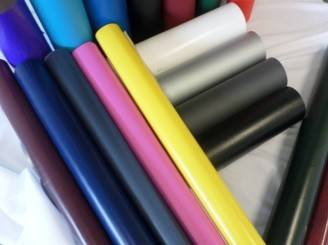 Bookbinding, PVC coated paper for bookbinding and covering