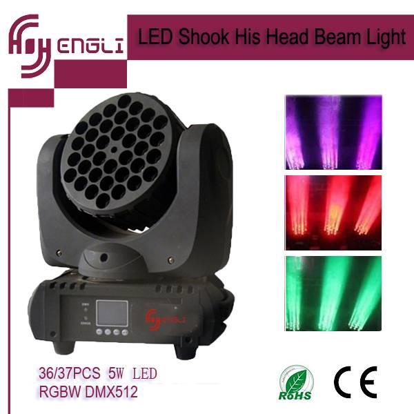36Pcs LED Beam Moving Head Light (HL-007BM)