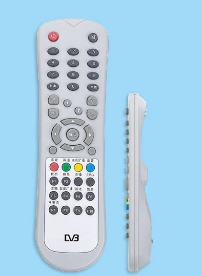 nice compression strength DVD/VCD remote control