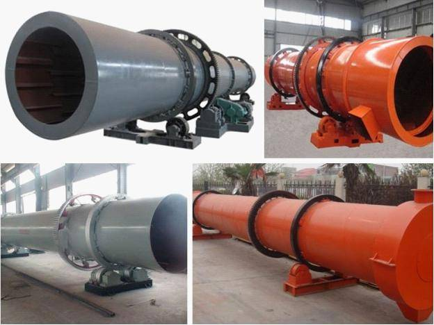 Fly ash dryer rotating dryer 2-300t/h - Yufeng Brand