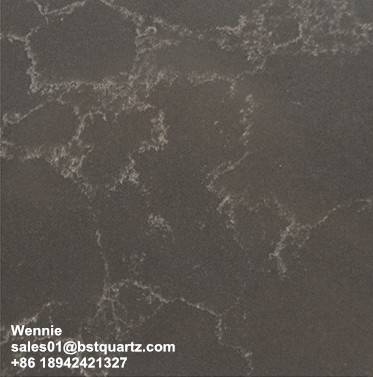 Marble Imitation Artificial Quartz Slab for Kitchen Bathroom and Comercial Sector