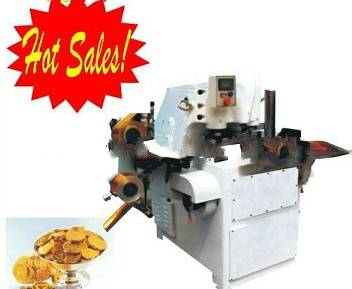 Gold Coin Chocolate Embossing Packaging Machine