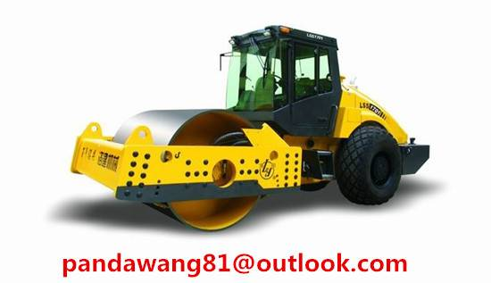Chinese 21Tons Single Drum Vibratory Wheel Roller