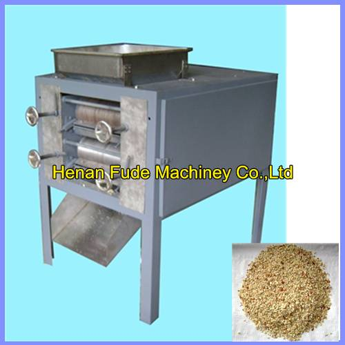 hot selling small type peanut almond particles cutting machine