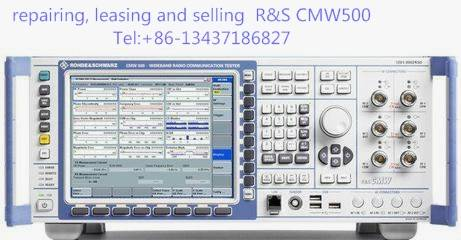 R&S CMW500 Wireless Comprehensive Tester