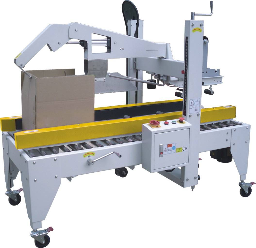 DZ-50A Case Folding & Sealing Machine