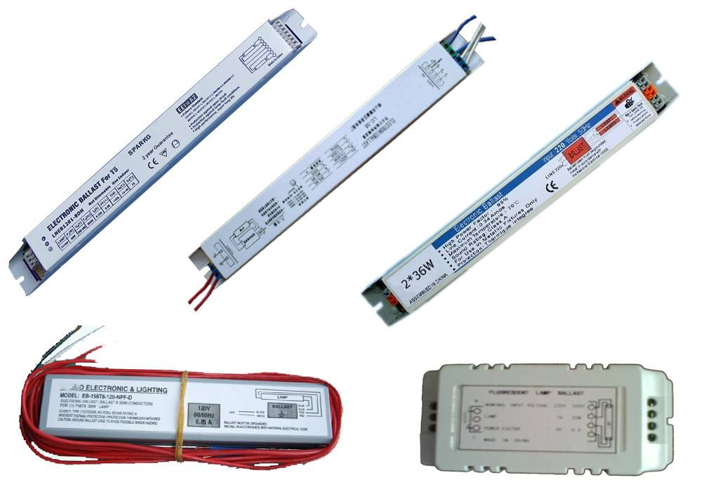 Supply kinds of Electronic ballast
